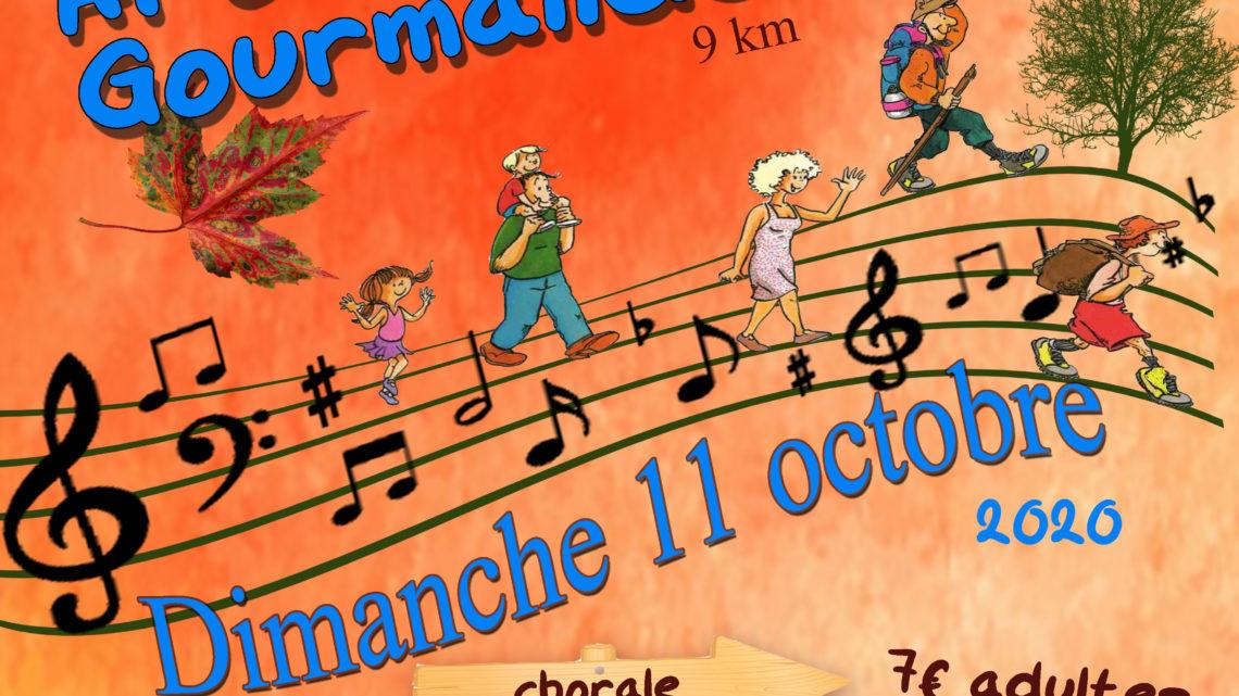 Le 11 octobre 2020 à Vinay